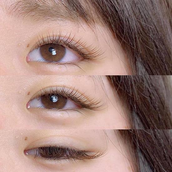 Nối mi lụa Classic cho đôi mắt long lanh tại The 2n Nail Station