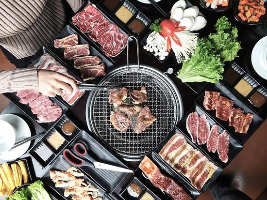 PP's BBQ & HOTPOT: Buffet nướng ngon hảo hạng
