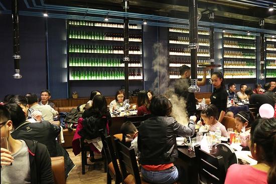 Buffet nướng ngon Thượng hạng tại nhà hàng PP's BBQ & HOTPOT
