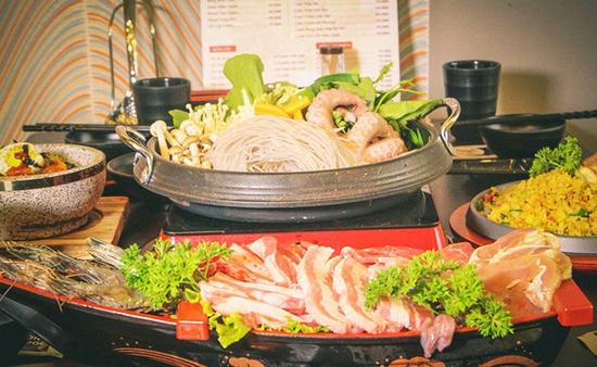 Thưởng thức Lẩu bò Bulgogi với Couple Set tại Nhà hàng CHUBIN BROTHERS
