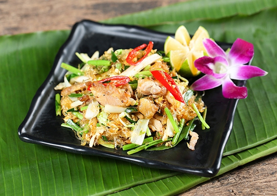 Thái BBQ Lê Văn Lương - Buffet Nướng Lẩu Hương Vị Thái Lan Menu 288K