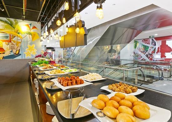 Thái BBQ Lương Yên - Buffet Nướng Lẩu Hương Vị Thái Lan Menu 288K