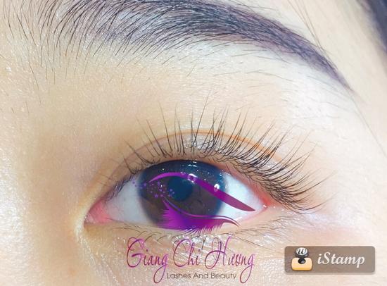 Nối mi Hàn Quốc Onebyone cao cấp Giang Chi Hương Lash & beauty