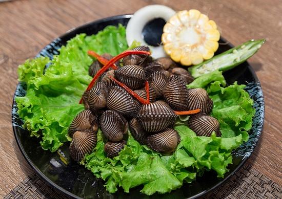 Galbi BBQ – Royal City: Buffet nướng Hải Sản và các loại thịt tươi ngon Menu 149K + Free Pepsi