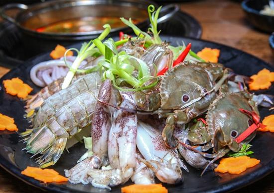 Galbi BBQ - Royal City - Buffet Nướng Lẩu  Hải Sản Tươi Ngon Thêm Món Menu 269K