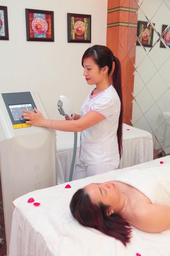 Đặc trị viêm nang lông tận gốc, cam kết hiệu quả tại Sài Gòn Xinh Spa