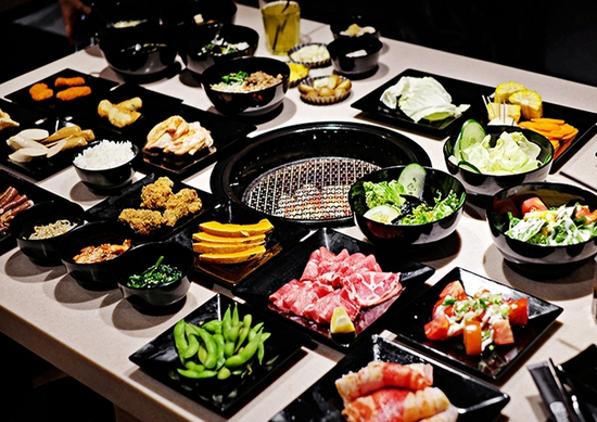 Buffet Nướng Chuẩn Vị Nhật Tại Hệ Thống GYU KAKU - Áp Dụng 4 Cơ Sở