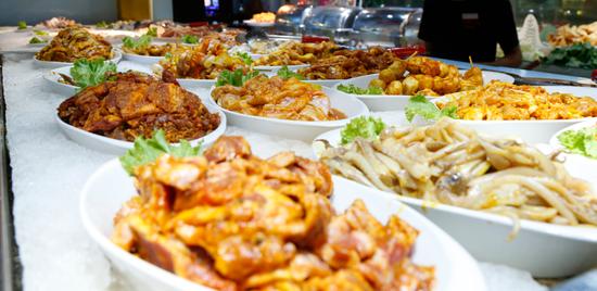 Buffet Lẩu hoặc Nướng tại nhà hàng Dedi Deli BBQ- Royal City - Free Coca