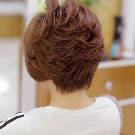 1 trong 10 gói làm tóc cao cấp tại Viện tóc Đức Ngọc