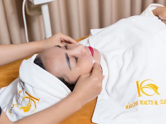 Cấy Mulwang căng bóng trắng sáng tại Viện Thẩm mỹ Hải Chi Beauty & Clinic