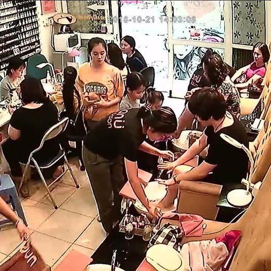 {Chỉ 39K} Sơn gel Korea không giới hạn màu sơn tại Hanu Nail Spa