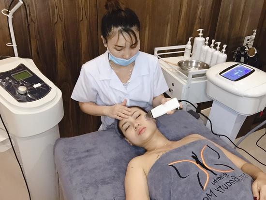 Gói nâng cơ săn chắc, căng da skin Lift  tại Xing beauty Medi