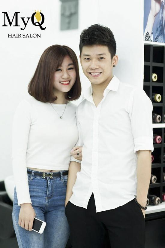 Chọn 1 trong 3 gói làm tóc chuyên nghiệp với sản phẩm Sophia Hàn Quốc tại MyQ Hair Salon