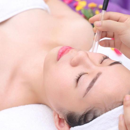 (CS Xã Đàn) Chăm sóc da chuyên sâu bằng oxy tinh khiết, massage mặt bằng tinh dầu 70phút tại Art Spa
