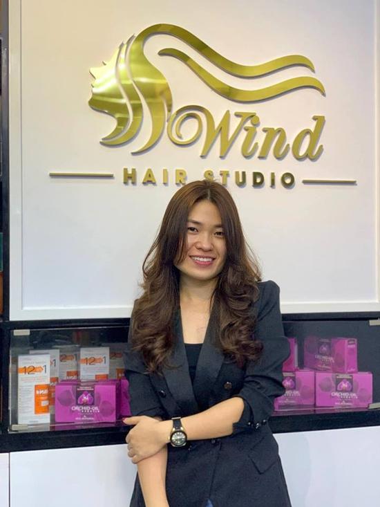 Trọn gói Cắt - Nhuộm - Dưỡng - Phục hồi - Tạo kiểu tại Wind Hair Studio
