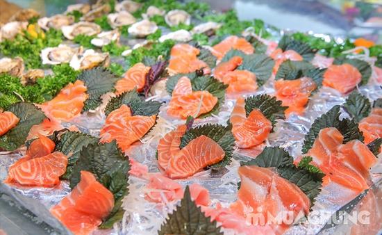 Buffet Hải Sản Tươi Ngon Đẳng Cấp Dedi Deli Seafood BBQ & Hot Pot Buffet - Free Coca