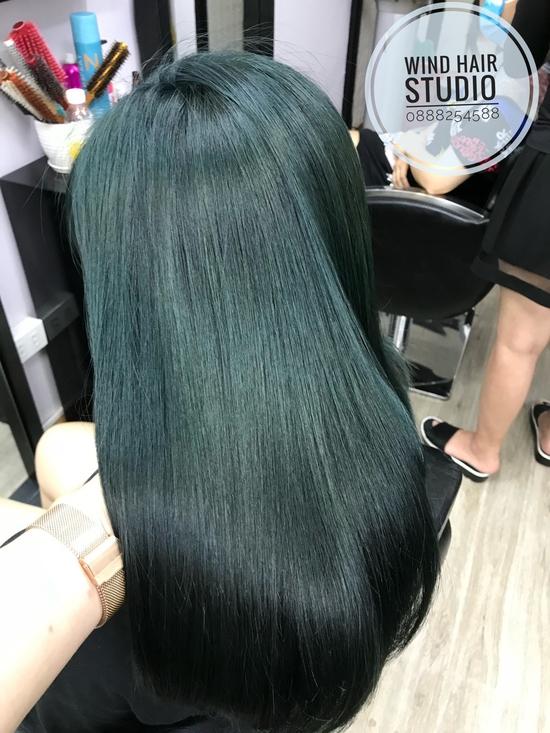 Chọn 1 trong 2 DV:Cắt tạo kiểu/dưỡng/sấy hoặc Gội-Phục Hồi Nano Cao Cấp-Massage tại Wind Hair Studio