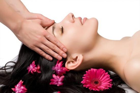 Combo chăm sóc da mặt + gội đầu dưỡng sinh + massage thư giãn cổ vai gáy tại K Spa