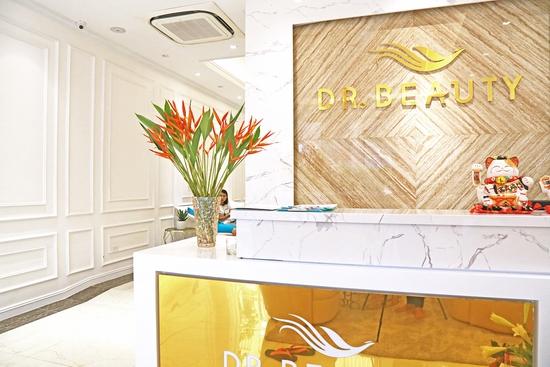 Triệt lông nách Công nghệ Diode Laser Thẩm mỹ quốc tế Dr. Beauty Spa