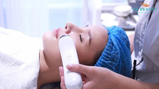 Ủ trắng Collagen tươi tại Thẩm mỹ quốc tế Dr. Beauty Spa