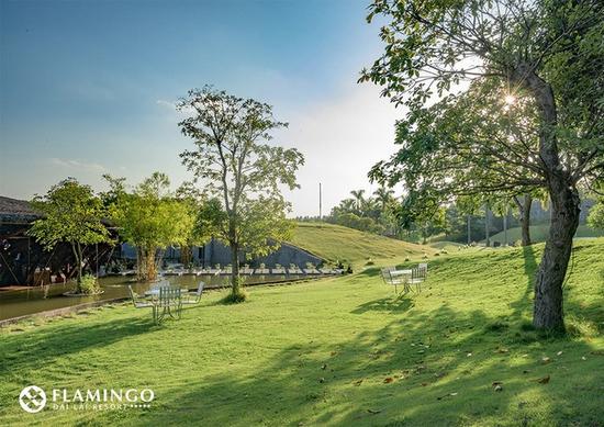 01 ngày vui chơi, 01 bữa ăn trưa và Xông hơi Jjim Jil Bang, Hàn Quốc Flamingo Đại Lải Resort 5*