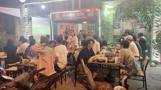 Buffet lẩu bò chua cay cực ngon, cực đã tại Quán 289 - Lẩu & Nướng
