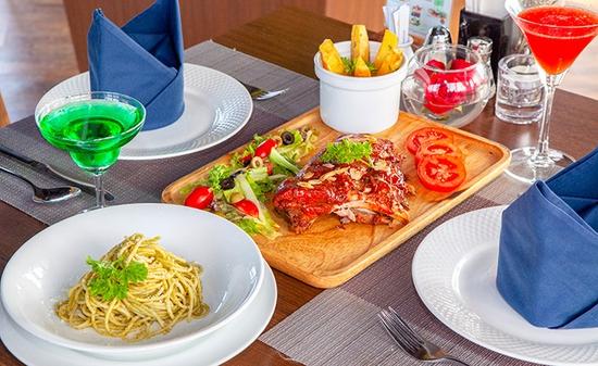 Combo Sườn Nướng tảng kiểu Mexico cho 02 người tại nhà hàng Panorama