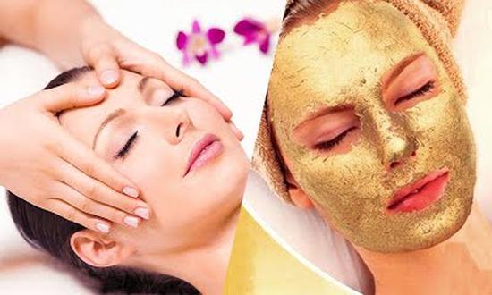 Đẩy tinh chất vàng 24k giúp dưỡng da, tăng sinh sợi Collagen tại Choco Beauty Boutique