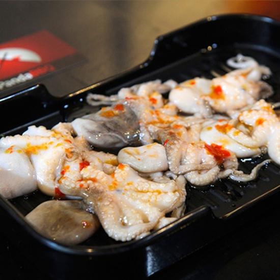 Buffet Nướng Lẩu Ăn không giới hạn - Menu nhiều món hấp dẫn tại NH Panda BBQ