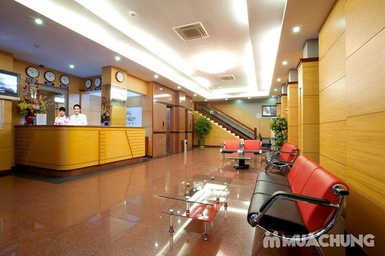 Khách sạn Nhật Thành Nha Trang 3* – Gần chợ đầm, 5 phút tản bộ tới biển