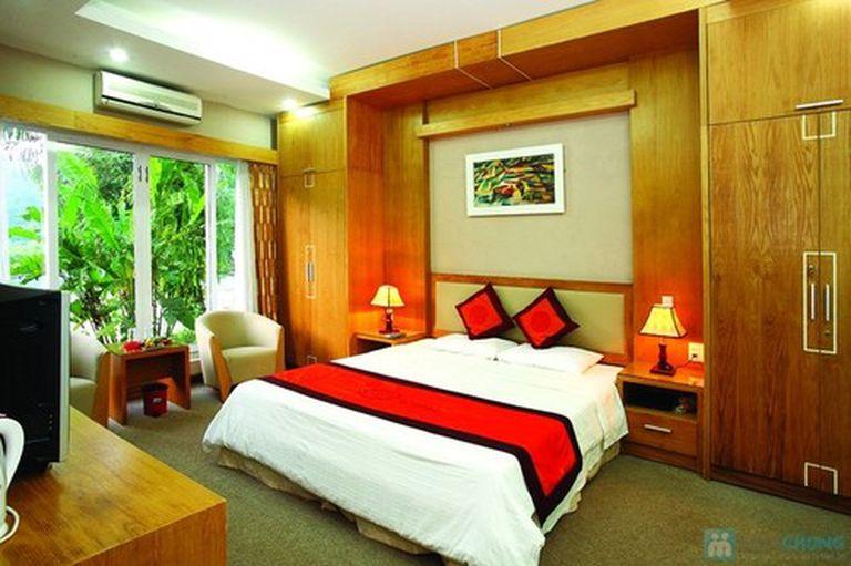 Khu du lịch sinh thái V-Star Resort - Nằm ngay trung tâm Hòa Bình