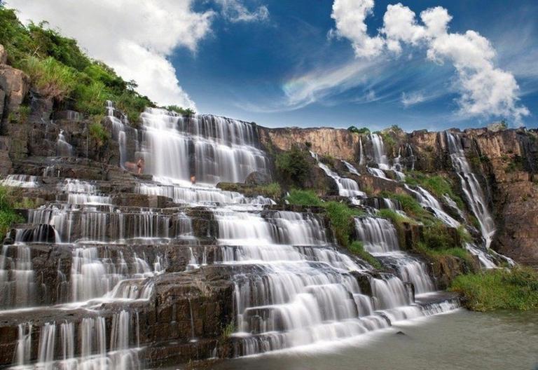 Thác Pongour - Trúc Lâm Viên - Thác Prenn - Thiền viện Trúc Lâm 1 Ngày