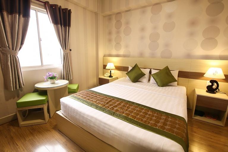 Lafelix Hotel 3 sao Sài Gòn - Cạnh công viên 23/09, Trung tâm Q.1