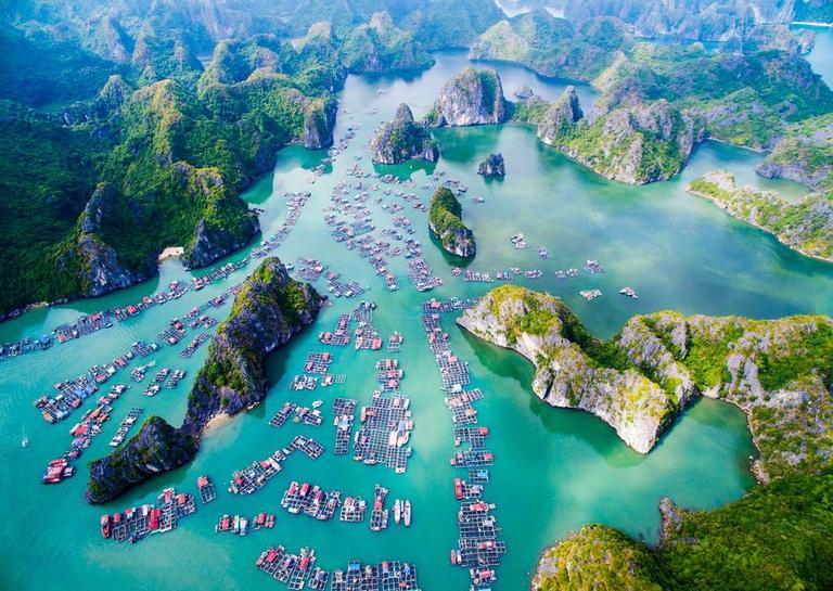 Khám phá Đảo ngọc Cát Bà - Vịnh Lan Hạ 3N2Đ