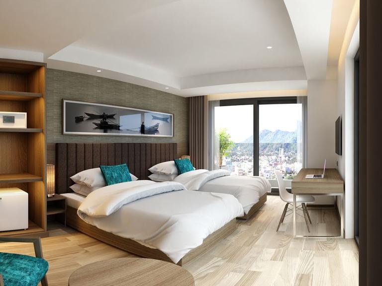 Nagar Hotel Nha Trang 4* + Buffet sáng