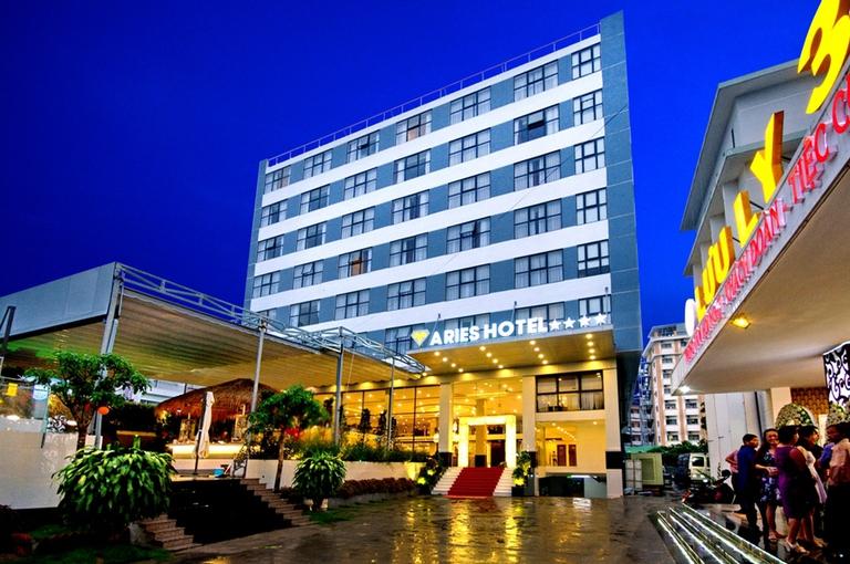 Aries Hotel Nha Trang 4*
