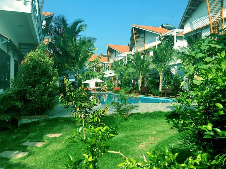 Camellia Resort & Spa Phú Quốc 3* - Có bãi biển riêng + ăn sáng cho 2 khách