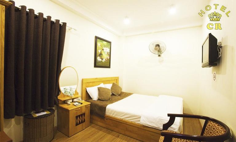 CR Hotel Nha Trang 2N1Đ - Ngay trung tâm khu phố Tây