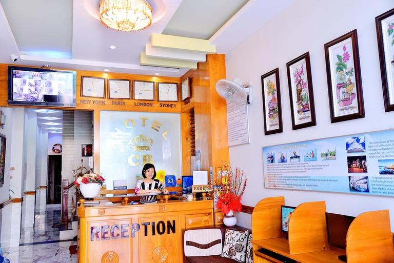 CR Hotel Nha Trang 3N2Đ - Trung tâm khu phố Tây