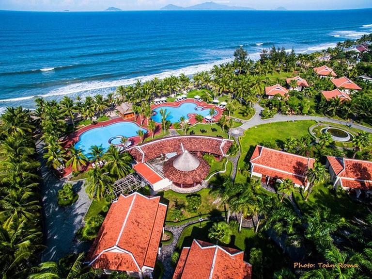 Tropical Beach Hội An Resort 4* - Phòng Superior Garden view