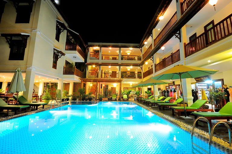 Green Heaven Resort & Spa 4* Hội An