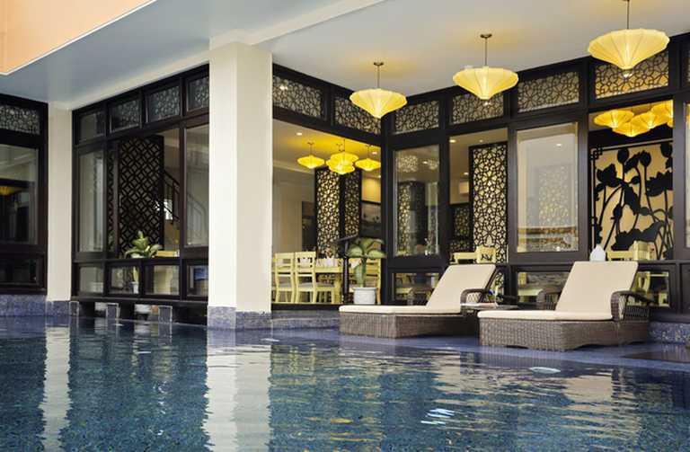 Khách sạn River Suite Hoi An 4* - Ngay trung tâm Phố cổ
