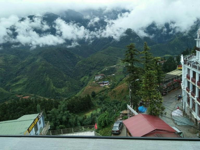 Khách sạn Sapa Nature View