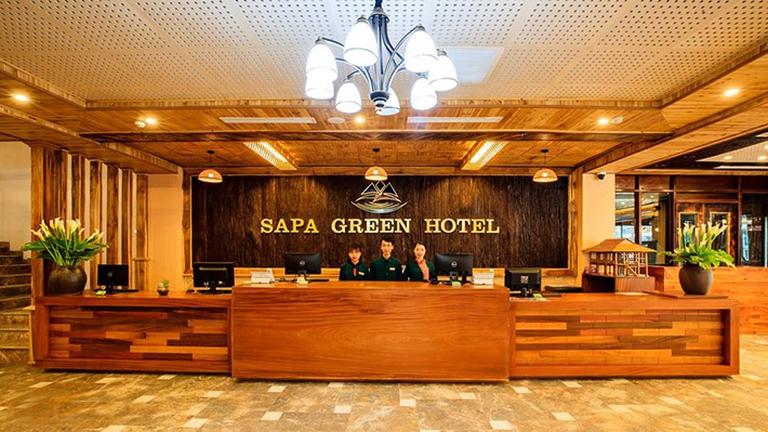 Khách Sạn Green Sapa 3.5*