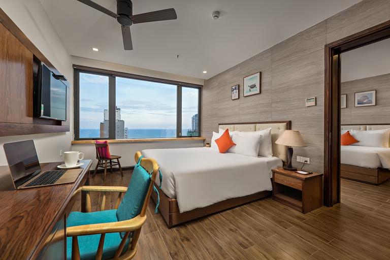 White Sand Hotel & Apartment 3,5 * Đà Nẵng