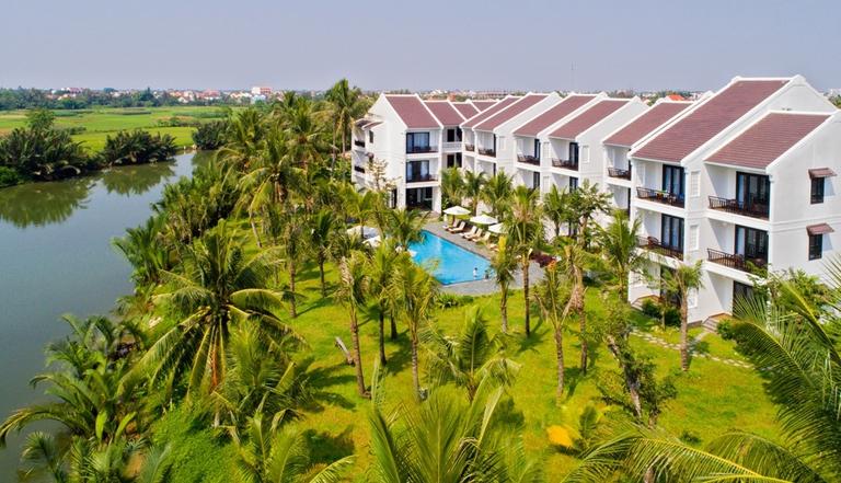 Hội An Waterway Resort 4*- Khu nghỉ dưỡng bên sông