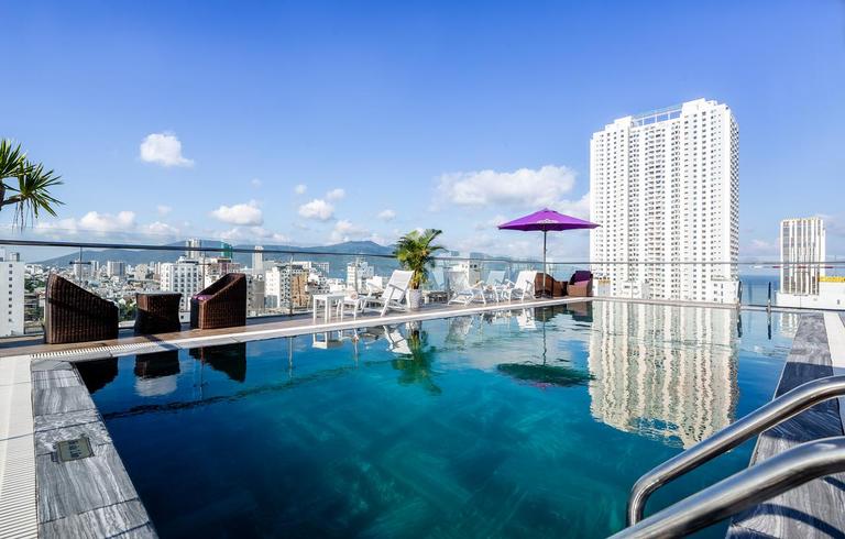 Aria Grand Hotel & Apartment 4* Đà Nẵng