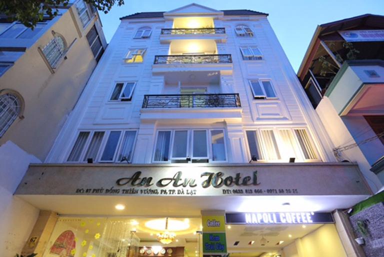 An An Hotel 2* Đà Lạt – 2N1Đ Phòng Standard