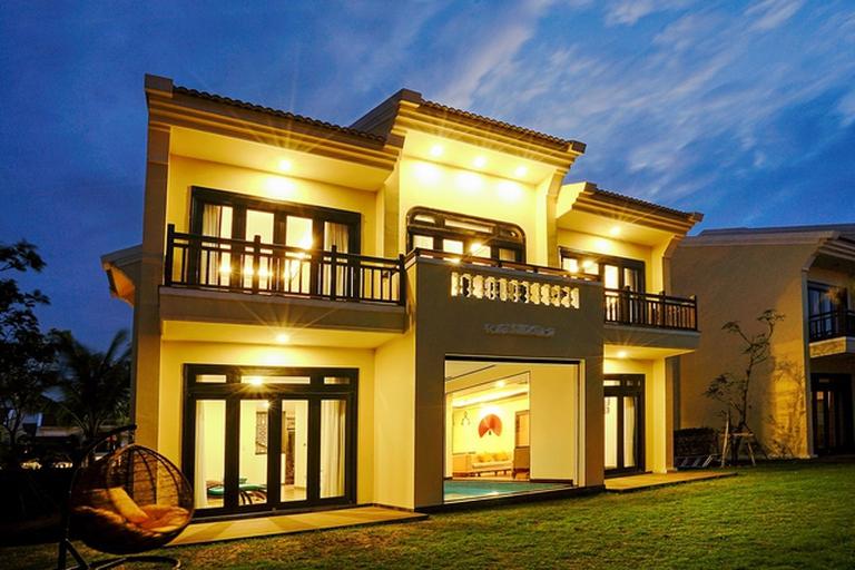 KOI Resort & Spa Hoi An 5* - Villa 03 phòng ngủ có hồ bơi riêng