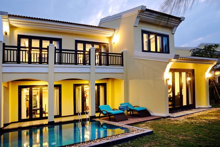 KOI Resort & Spa Hoi An 5* - Villa 04 phòng ngủ có hồ bơi riêng